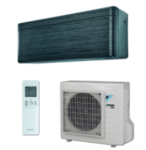 Daikin Stylish FTXA25AT/RXA25A Fekete